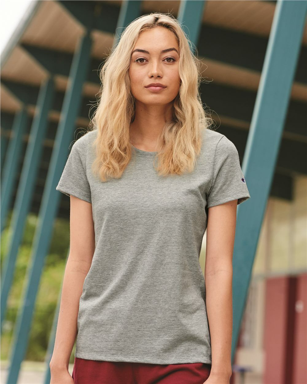 Champion - Women's Premium Fashion Classics Short Sleeve T-Shirt - CP20