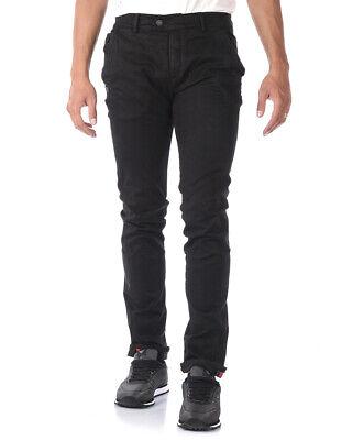 Daniele Alessandrini Jeans Cotton Man Black PJ5662L1003735 1 Sz. 31 PUT OFFER