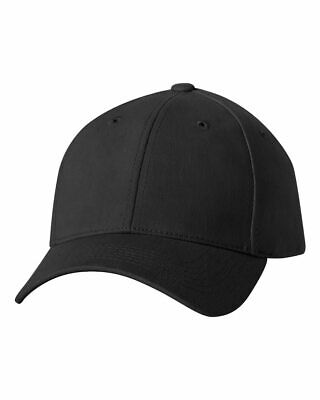Brushed Twill Hat (Sportsman Structured Heavy Brushed Twill Cap Dad Hat Baseball Curved Bill 9910)