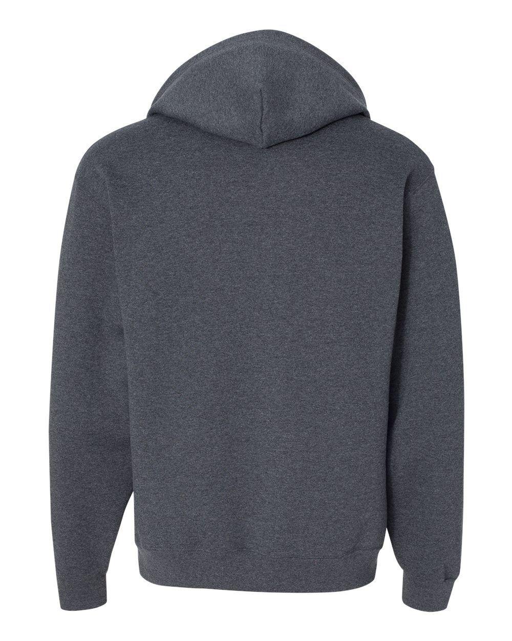Peaches Pick Mens S-L XL 2XL 3XL NuBlend 1//4 Zip Hooded Sweatshirt Hoodie Jumper