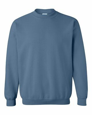 Gildan Heavy Blend Crewneck Sweatshirt Pullover Athletic Adult Size New (Gildan Athletic Sweatshirt)