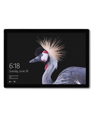 Microsoft Surface Pro 2017 i5 8GB Ram 128GB SSD Tabla- Plata(Garantía, Epsañol)