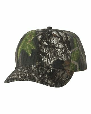 Kati Structured Camouflage Cap LC10 Camo Baseball Hat Mossy