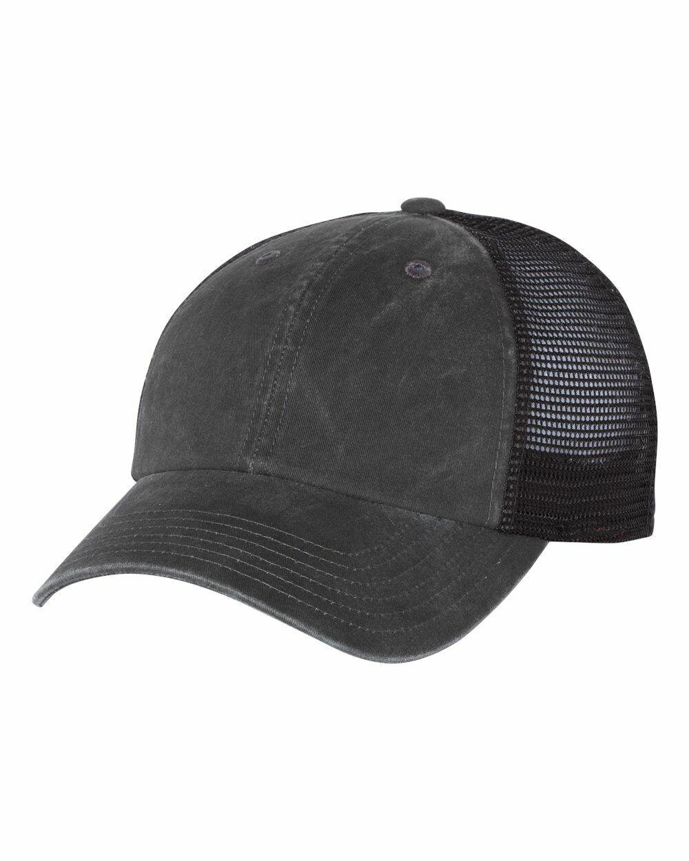 American Needle Raglan Bones Cap Mesh Back Dad Hat Curved Bi