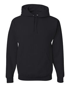 JERZEES  NuBlend Hooded Sweatshirt Fleece Pullover Hoodie S-4XL Sizes  996MR