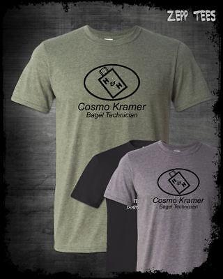 H&H Bagel Kramer Business Card Shirt Festivus For The Rest Of Us Funny (Festivus For The Rest Of Us Shirt)