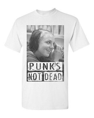 Funny Shirt Hipster Gift Britney Spears Shaved Head Punks Not Dead Mens T Shirt