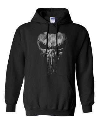 T-shirt Body Armor (The Punisher New Skull Jon Bernthal Frank Castle Body Armor Vest T-Shirt Hoodie)