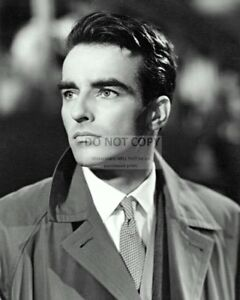 MONTGOMERY CLIFT IN THE FILM
