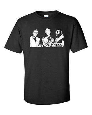 The A Team Retro Tv Series Mr  T Images Of The Team Menstee Shirt 807