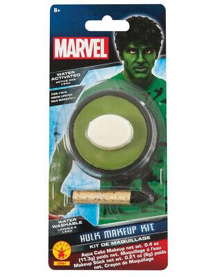 Men's Marvel Universe Hulk Body Paint Costume Accessory (Halloween Body Paint Costumes Men)