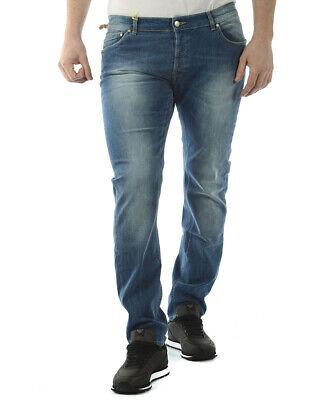 Daniele Alessandrini Jeans Man Denim PJ4610TGL4003731 1111 Sz. 38 PUT OFFER