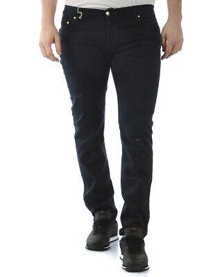 Daniele Alessandrini Jeans Trouser Man Blue PJ4610TGL3603731 123 Sz.31 PUT OFFER