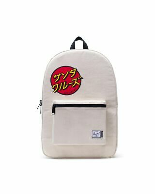 Genuine Santa Cruz Herschel Japanese Dot Classic Skateboard Backpack Day Pack