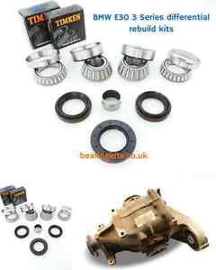 bmw 325i 3 series e30 188 differential rebuild kit inc. Black Bedroom Furniture Sets. Home Design Ideas
