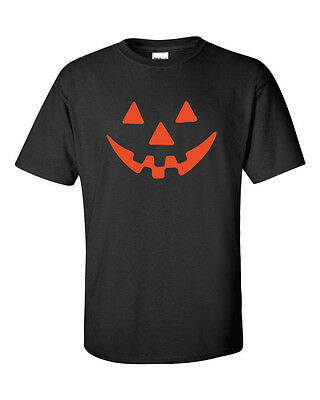 Funny Halloween Drinks (Pumpkin Funny Face Halloween Party Drinking Funny ORANGE PRINT Men's)