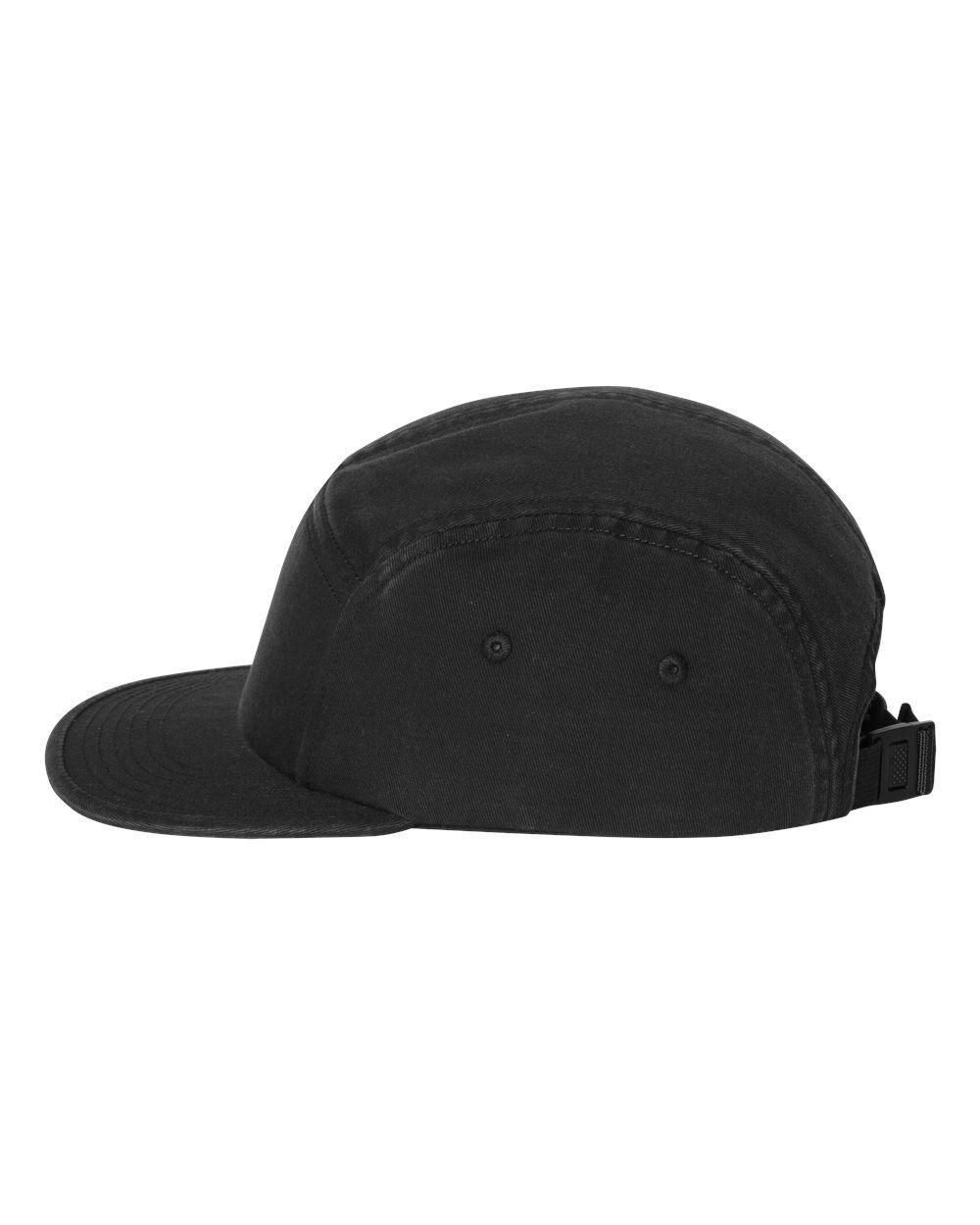 Alternative Jockey Flat Bill Cap 100% cotton panel Unisex Outdoorsman Hat  h0085 2683bcf165cf