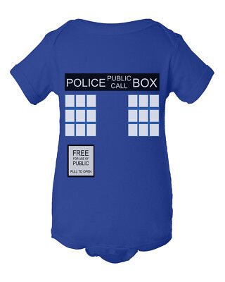 Dr. Who Inspired Jumper/Shirt Crawler Halloween - Dr Who Costume Halloween