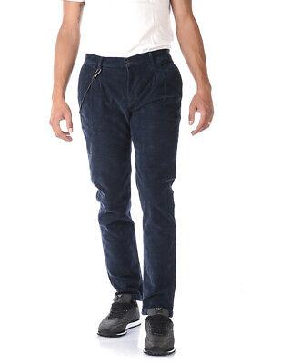 Daniele Alessandrini Jeans ITALY Man Blue PJ5387L5203706 23 Sz. 52 PUT OFFER