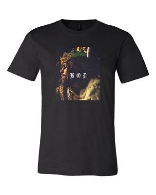 J cole Kod Custom Mens Fashion T-Shirt Soft Tee Brand New-Black
