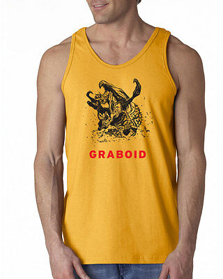 247 Graboid Tank Top 80s movie scary tremors funny cool horror halloween new