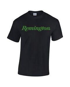 Remington T-Shirt  Gun Graphics Tee Brand Shirt 2nd amendment