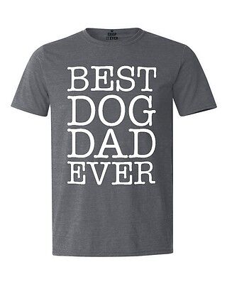 Best Dog Dad Ever T-Shirt Father's Day Gift Dog Lover Gift Fur Dad Rescue