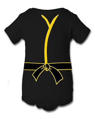 Karate Kid Cobra Kai Inspired Infant Baby Newborn Onesie Crawler Superhero - Onesie Superhero