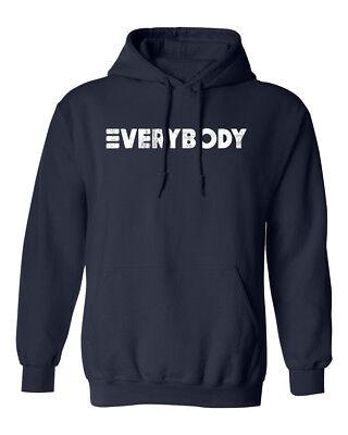 Logic Everybody Flexicution 1-800 Mens & Youth Hooded Sweatshirt