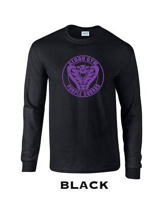 080 Globo Gym Mens T-Shirt new purple cobras funny halloween costume dodgeball (Dodgeball Globo Gym Halloween Costumes)