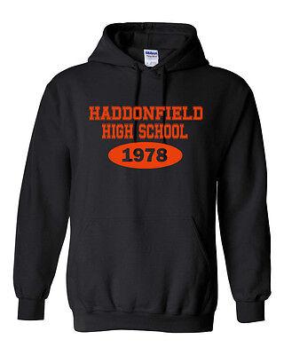 School Halloween Treats (Haddonfield High School HALLOWEEN COSTUME FUNNY TRICK OR TREAT Men's Hoodie)