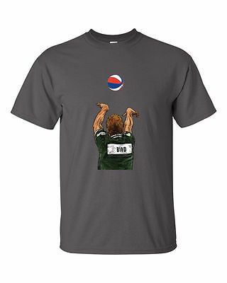 "Larry Bird Boston Celtics ""3 Point Contest"" T-shirt Youth & Adult sizes S-5XL"
