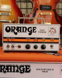 Orange Tiny Terror Valve Head Pre-Owned Mount Lawley Stirling Area Preview