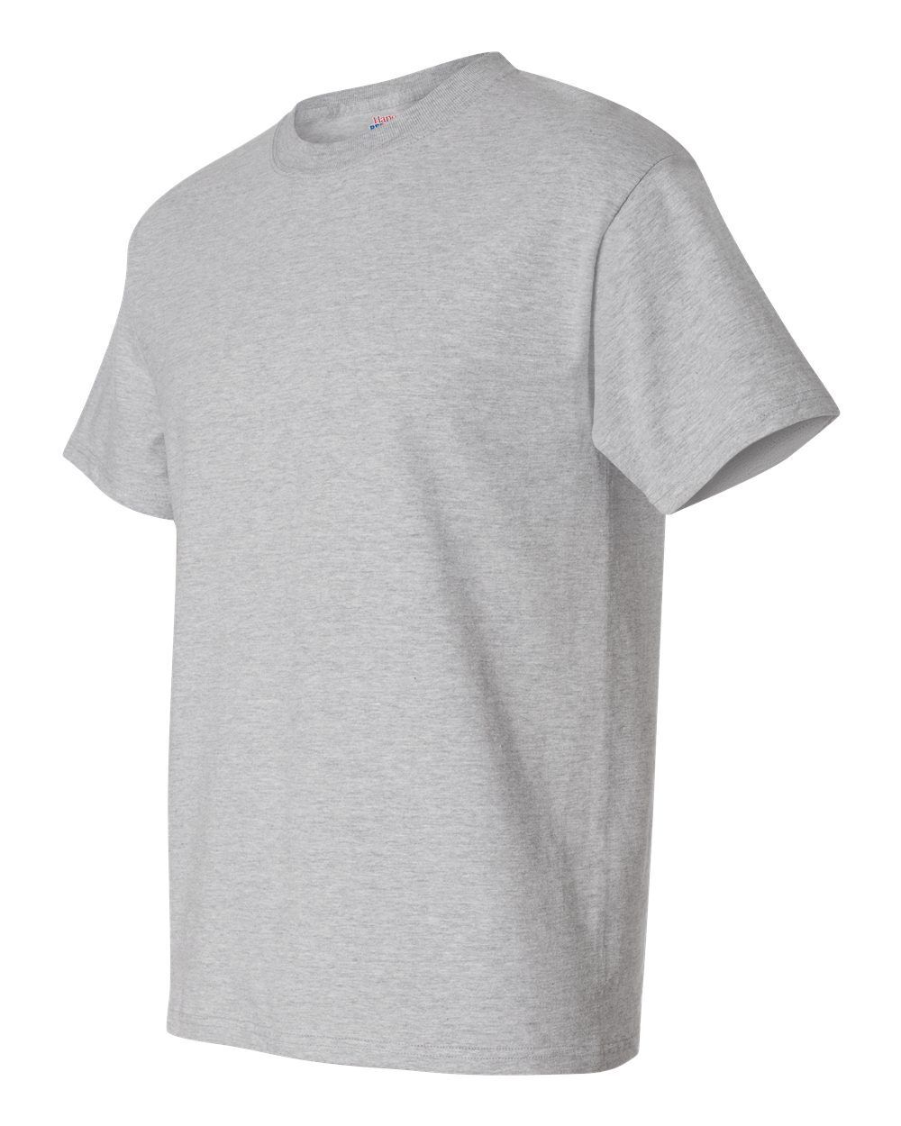 Hanes beefy t tall tagless t shirt 100 cotton 518t mens for Mens 2xlt short sleeve shirts