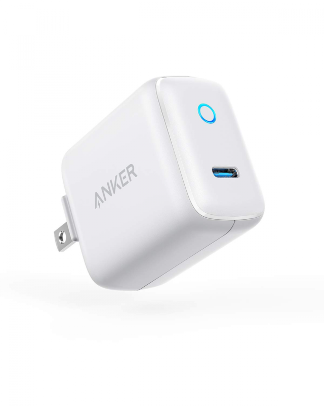 USB C Wall Charger, Anker 15W 5V/3A PowerPort C 1 Type C Fas