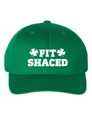CED Day Patty's Day Flex Fit HAT *FREE SHIPPING in BOX* (St Patrick Hats)
