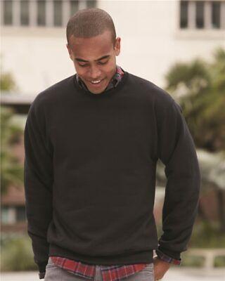 JERZEES Super Sweats NuBlend Crewneck Sweatshirt 4662MR Nublend Super Sweats Crewneck Sweatshirt
