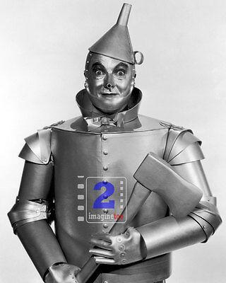 "The Wizard of Oz (1939 film) Jack Haley - Tim Man 8""x 10"" B&W PHOTO REPRINT"