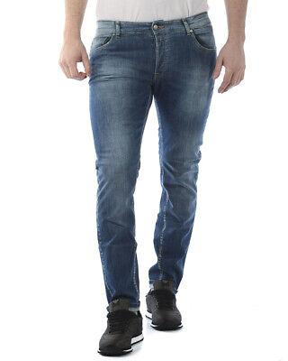 Daniele Alessandrini Jeans Cotton Man Denim PJ4610L4803702 1111 Sz. 28 PUT OFFER