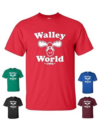 Wally World National Lampoons Movie Vacation Griswold Family Tee Shirt 272 - Wally World Movie