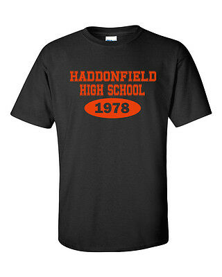 Haddonfield High School HALLOWEEN COSTUME FUNNY TRICK OR TREAT Men's T shirt 495