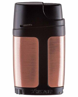 XiKAR 550BZBK ELX Double Torch Flame Cigar Lighter Lifetime