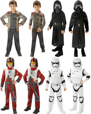 Star Wars Episode 7 Das Erwachen der Macht Kinder Karneval Fasching Kostüm ()