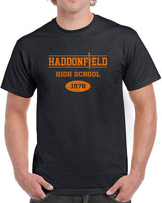 009 Haddonfield High School mens T-shirt halloween costume cool scary movie new
