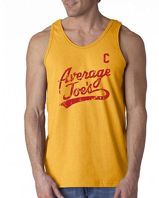 Average Joes Dodgeball Uniform (079 Average Joes Tank Top costume dodgeball funny uniform movie vintage)