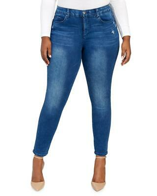 VINTAGE AMERICA® Plus Size 16W-24W Body Positive Skinny Jea