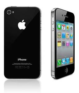 Apple iPhone 4 GSM 32GB - Black, Unlocked, in perfect condition Melbourne CBD Melbourne City Preview