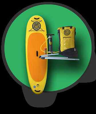 SOL Kids Inflatable Stand Up Paddle Board