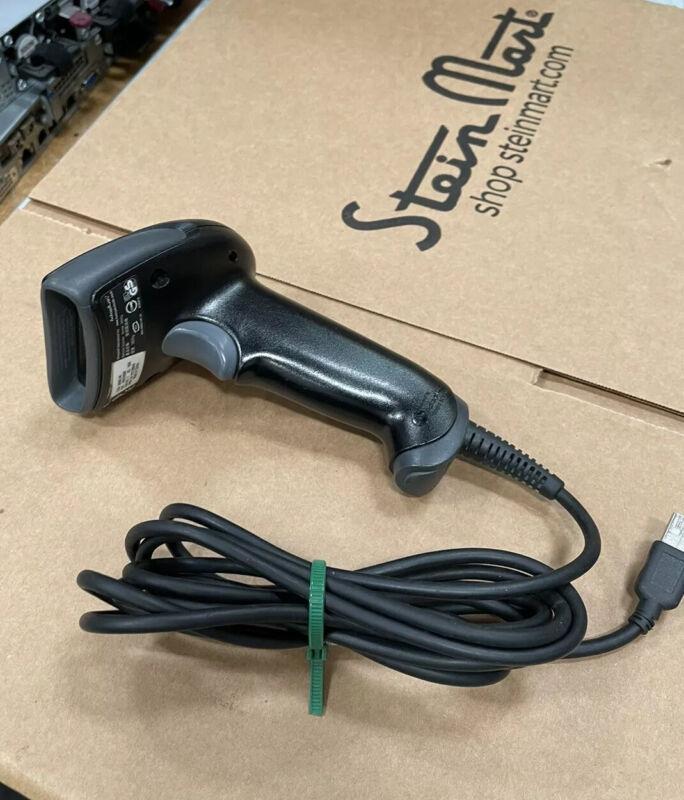 Honeywell Adaptus 3800G Hand Held Barcode Scanner Black 3800G14E