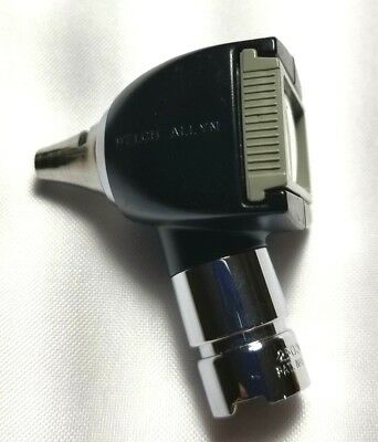 Welch Allyn Ref 25020 3.5v Diagnostic Otoscope Head Only - Working Condition